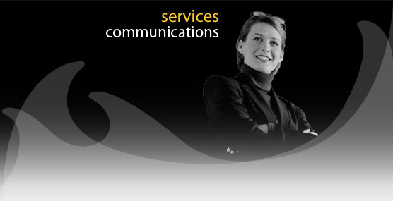 services - communications